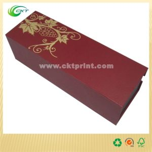 Cardboard Wine Box with Custom Design (CKT -CB-111) pictures & photos