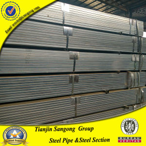Pre Galvanized Coating Big Diameter Hollow Section Square Steel Pipe pictures & photos