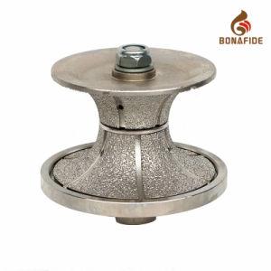 Vacuum Brazed Granite Router Bit Profile Wheel, Grinding Wheel, Granite Profile Wheel pictures & photos