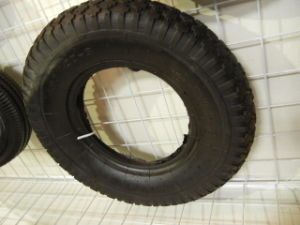 Wheel Barrow Tyres, 4.00-8 Wheel Barrow Tyre and Tube & Pneumatic Wheel pictures & photos