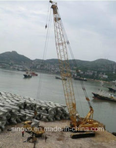 Hydraulic Lifting Hoisting Equipment CQUY1500 Crawler Crane pictures & photos