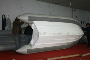 Inflatable Dinghy Cabin Boat Rib 470 Wtih Ce pictures & photos