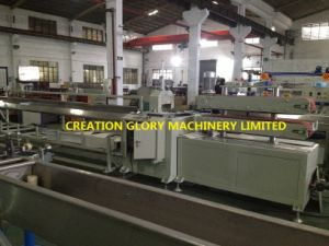 Low Maintenance Cost ABS Profile Plastic Extruding Producing Machinery pictures & photos