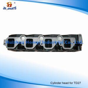 Engine Cylinder Head for Nissan Td27 Td27t Td25 Td42 11039-43G03 pictures & photos