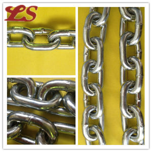 Galivanized DIN766 Short High Quality Link Chain pictures & photos