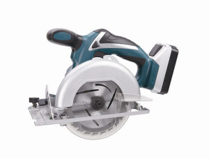 Power Tool Electric Cordless Circular Saw (LY701-2) pictures & photos