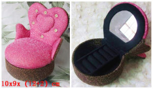 Creative Furniture Princess Jewelry Gift Box pictures & photos