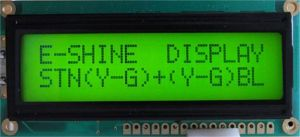 LCD Display Character COB EC1602G0 pictures & photos