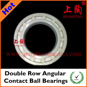 Double Row Angular Contact Ball Bearings pictures & photos