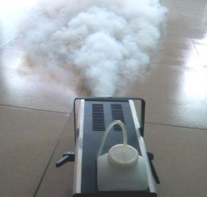 MYO-F Smoke Machine