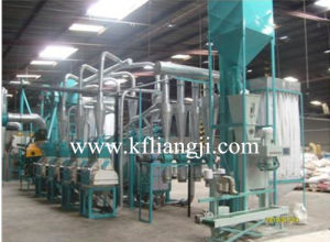 Maize Flour Making Line, Wheat Flour Miller, Maize Flour Plant, Corn Flour Factory