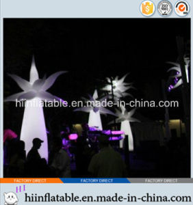 2015 Hot Selling Decorative LED Lighting Inflatable Tube 0066 for Event, Party, Wedding Decoration