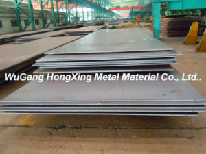 Low Alloy High Strength Carbon Steel Plate (Q345) , Aormor Plate pictures & photos