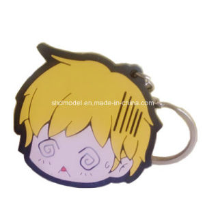 Plastic Toy Accessories with Key Chain (5 cm) pictures & photos
