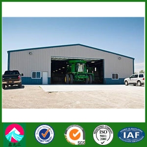 Prefabricated Warehouse China Metal Storage Sheds pictures & photos