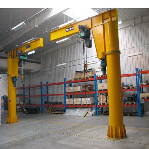 5t Pillar Jib Crane pictures & photos