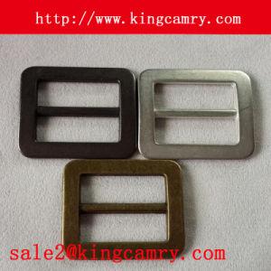 Adjustable Tri Glide Slider Buckle Metal Plate Tri Glide Buckle Metal Square Buckle Bag Buckle Shoe Buckle pictures & photos
