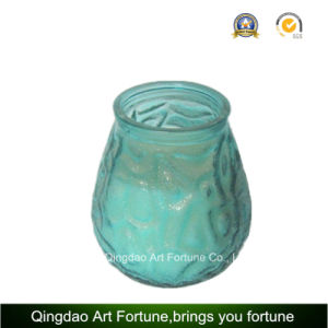 Glass Jar Candle for Citronella Outdoor Decor Manufacturer pictures & photos