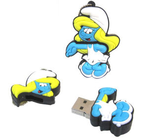Cute Promotional Gift Cartoon USB Flash Drive pictures & photos
