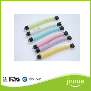 Colorful Sterilized High Speed Handpiece (RAINBOW) pictures & photos