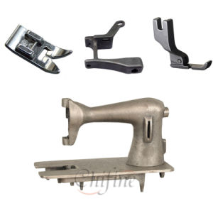 Customized Casting Parts of Sewing Machines pictures & photos