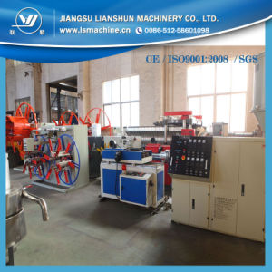 Plastic Machinery Plastic Extrusion Extruding Machine Hot Sale High Efficiency pictures & photos