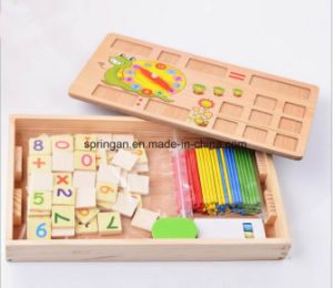 Puzzle Game Magnetic Stickers Digital Toy pictures & photos