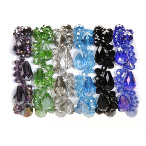 Bright Colour Stretchable Crystal Beads Bracelet pictures & photos