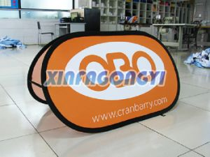Outdoor Pop up Banner, Stand Banner pictures & photos