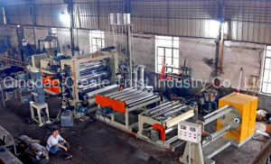 Hot Sale Three Roll Rubber Calender/Rubber Roll Machine/Rubber Sheeting Machine pictures & photos