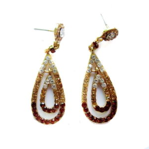 2017 Fashionable Stud Drop Earring for Sale pictures & photos