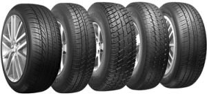 Goldstar Car Tyres with Full Series Sizes pictures & photos