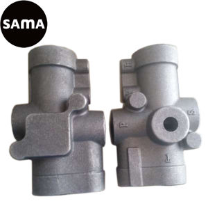 Gg, Gray, Grey Iron Sand Casting for Pump pictures & photos