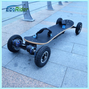 High Speed off Road Electric Skateboard 30km/H 1800 Watt pictures & photos