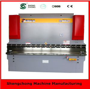 Wc67y 160t/3200 Hydraulic Press Brake with CE & ISO