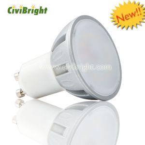 Aluminum GU10 6W LED Spotlight pictures & photos