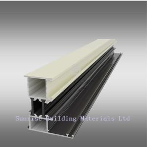 Aluminium Extrusion for Window Frame pictures & photos
