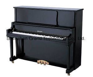 Musical Instrument Mechanical Upright Piano pictures & photos