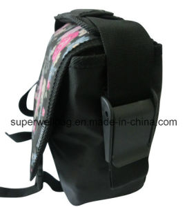 New Design Shoulder Bag with Full Color Printing pictures & photos