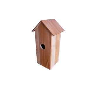 Bamboo Bird House Bluetit Robin Sparrow Box pictures & photos