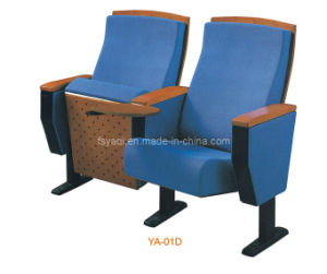 Attractive Design Auditorium Chair Metal Chair Seating (YA-01D) pictures & photos