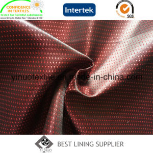 100% Polyester Colorfull Satin Lining for Men′s Suit Jacket pictures & photos
