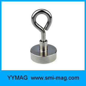 Rare Earth Cup Neodymium Magnet with Eyebolt pictures & photos