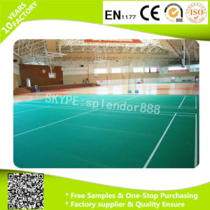 Durable Anti Slip Commercial PVC Vinyl Flooring Rolls pictures & photos