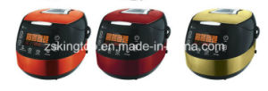 Digital Display Rice Cooker, 1.8liter (2-10persons) Square Multifunction