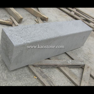 Cheap Flamed Grey Basalt Curbstone / Kerbstone for Garden, Landscape, Paving pictures & photos