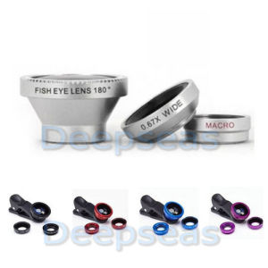 Mobile Phone 3 in 1 Clip Lens
