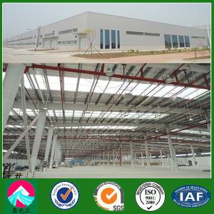 Pre-Engineered Steel Structure Logistic Warehouse Construction (XGZ-SSB150) pictures & photos