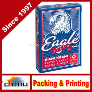 Eagle Brand Jumbo Index Playing Cards Assorted Colors (430096) pictures & photos
