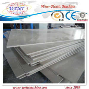 Sjsz-80/156 Twin Screw WPC Plastic Sheet\ Board\ Plate Extrusion Machine pictures & photos